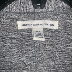 American Eagle Outfitters Other - American Eagle Super Soft Gray Cardigan Size M